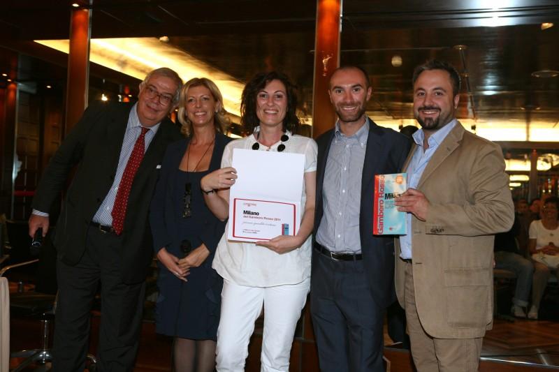 Premiazione Gambero Rosso 2010